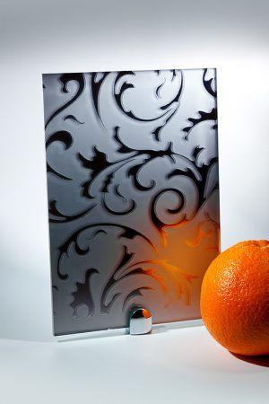 "Зеркало ""Барокко"" матовое графит Балаково"