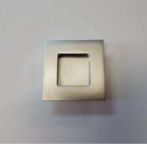 Ручка квадратная Серебро матовое Балаково