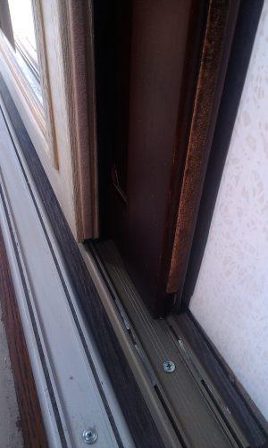 Двери массив на нижней направляющей Балаково