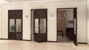 Двери гармошка Балаково