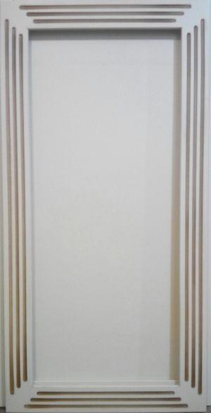 Рамочный фасад с фрезеровкой 2 категории сложности Балаково