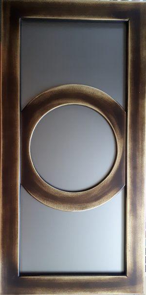 Рамочный фасад с радиусными элементами 4 категории сложности Балаково
