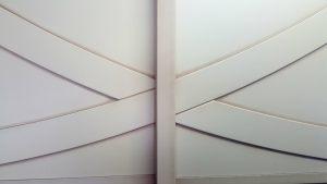Вставка в дверь с накладками Балаково